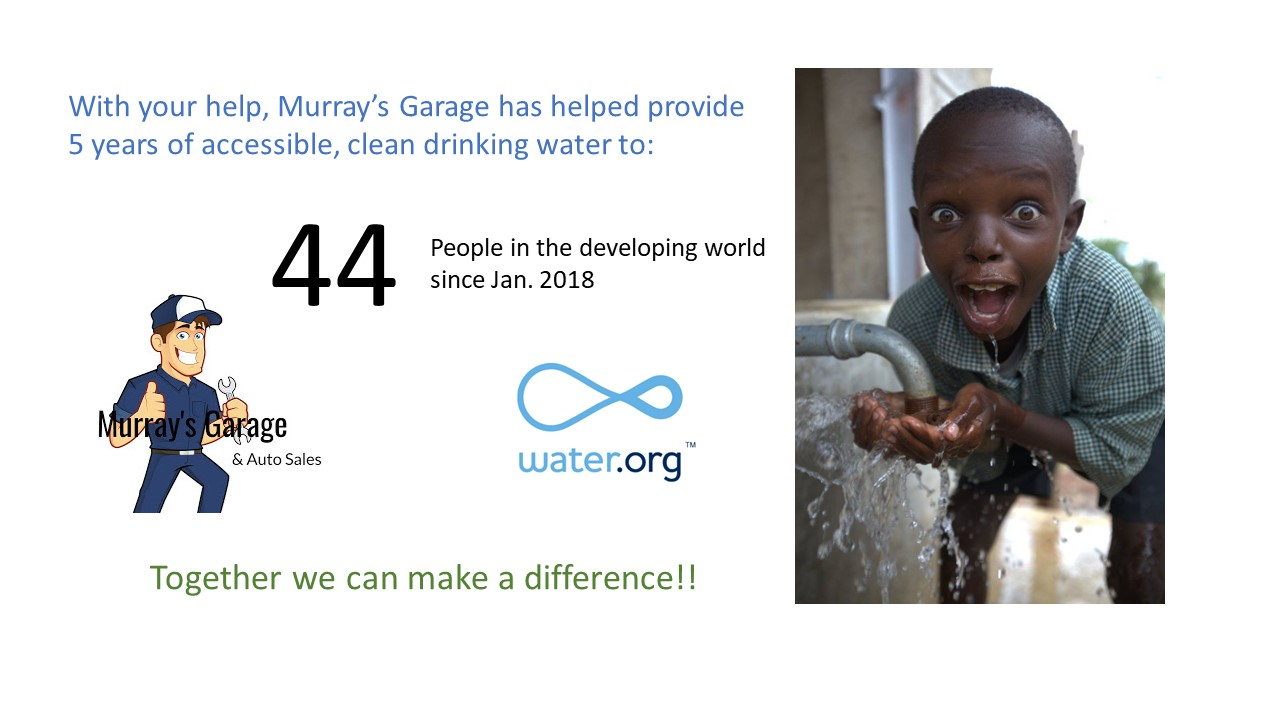 clean water org
